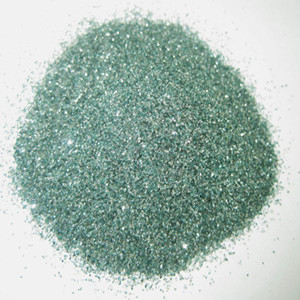 Green Silicon Carbide for Making Bonded Abrasives and Coated Abrasives from China Abrasive Manufacturer
