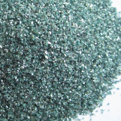 High temperature green silicon carbide for refractory material from China silicon carbide manufacturer